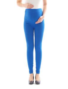 Umstandsleggings Leggings Long from Cotton Maternity Trousers DL19