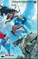 Justice League: Endless Winter Nr. 2 (2021), Card Stock Variant Cover, new