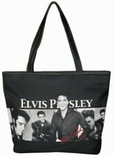 Elvis Presley Black and White Picture Purse