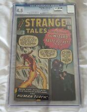 STRANGE TALES #110 CGC 4.5 1ST DOCTOR STRANGE/ANCIENT ONE/NIGHTMARE/WONG