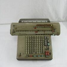 Rare Vintage MONROE Matic Monromatic Calculator Adding Machine Model 8N-213