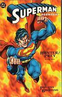 SUPERMAN DOOMSDAY HUNTER PREY #1,2,3 - DAN JURGENS - DC COMICS - 1994