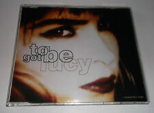 "Maxi CD Single ""Got to be - Lucy & Here's my story"" 3 Remixes 4 Titel 1992"