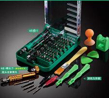 Screwdriver combination set 45 in 1 mobile phone digital maintenance tools