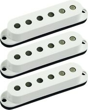 Seymour Duncan SSL-3 CSET Calibrated Hot Strat Pickup Set, White, No Logo, NEW!
