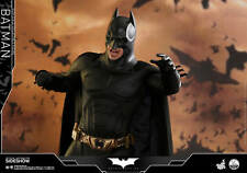 Hot Toys QS009 DC Batman Begins Christian Bale 1/4 Quarter Scale Figure In Stock