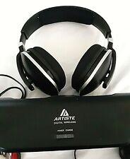 Artiste Wireless Tv Headphones Over Ear Headsets -Digital Stereo