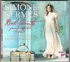 Simone KERMES: BEL CANTO Bellini Donizetti Mercadante Monteverdi Mozart Rossini