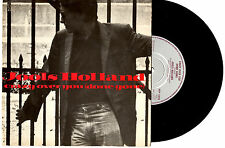 "JOOLS HOLLAND - CRAZY OVER YOU (DONE GONE) - 7"" 45 VINYL RECORD PIC SLV 1983"