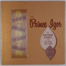 PRINCE IGOR: Swingin' USA SONIC WORKSHOP '60 Space Age Jazz Vinyl LP
