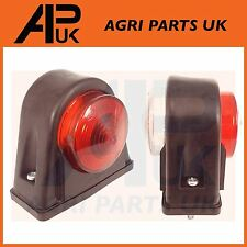 PAIR Case International 674 685 695 784 785 895 Tractor Side Marker Lights Lamps
