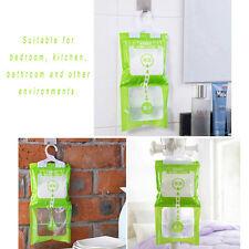 1 bag Non-Toxic Wardrobe Moisture Absorbent Dehumidizer Desiccant Dry Bag 130g