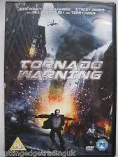 Tornado Warning (DVD, 2012) NEW SEALED PAL Region 2