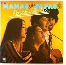 """12"""" LP - The Mamas & The Papas - People Like Us - L7959 - cleaned"""