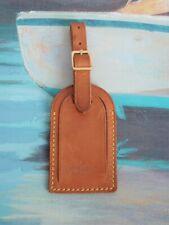 Louis Vuitton Luggage Name Tag For Suitcase Travel Bag Handbag Duffle Bag Case