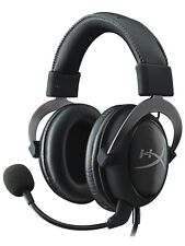 Kingston Gaming Headset HyperX Cloud II KHX-HSCP-GM Gunmetal/Black  fromJAPAN