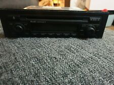 Audi Concert Radio cd player stereo no worn buttons