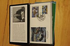 1993 Russia - Duck Stamp First Day Cover - Ivan Kozlov, Artist-in-Chief