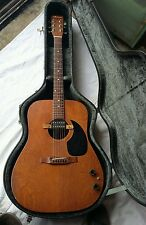 Ancienne guitar norman t top stamped pickups micro gibson vintage la patrie folk