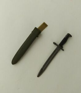 """21st Century Toys 1/6 Scale WWII US Army Bayonet Knife For 12"""" Action Figures"""