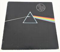 PINK FLOYD DARK SIDE OF THE MOON 1973 Vinyl LP SHVL 804 A8/B7 Posters & Card UK