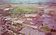 HERSHEY CHOCOLATE CORPORATION, HERSHEY, PA 1965 world's largest cocoa plant