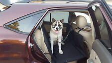 TOYOTA  PADDED Dog Seat Hammock Cover Car SUV Back Rear Protector Carrier Bridge