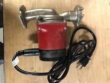 Grundfos Alpha 1 99287250 Circulator Pump 1/16 Hp 115 Volt Power Cord. Free ship
