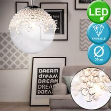 Design Led Hanging Cover Spotlight Dinner Room Pendulum Crystal Glass Lighting