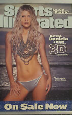 2000 SPORTS ILLUSTRATED  SWIMSUIT MAGAZINE  POSTER DANIELA PESTOVA NR/ MINT !