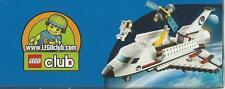 LEGO CITY SPACE SHUTTLE  FUORI CATALOGO   ANNO 2010   5 -12 ANNI    ART 3367