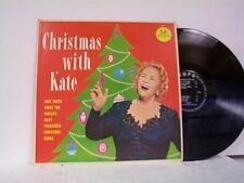"""KATE SMITH """"CHRISTMAS WITH KATE"""" LP"""