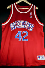 Nuevo campeón jerry stackhouse 76ers XL 48 nba camiseta baloncesto Jersey iverson
