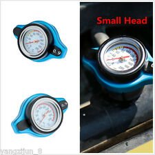Universal Genuine Thermo Gauge Radiator Cap Water Temp Meter 0.9 bar Small Head