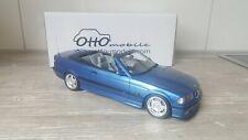 Neu BMW E36 M3 CABRIO 1:18 estoril OTTO OT279 2000 pcs. kein Coupe