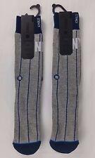 Lot of 2 Stance NY Pinstripe Mens Socks New York City Baseball Size L/XL 9-13