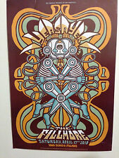 Yea Sayers, Sleigh Bells. The Fillmore, 2010. Poster