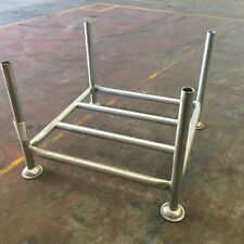 New Steel Pallet Warehouse Organize Galvanised Stillage Heavy Duty HDG