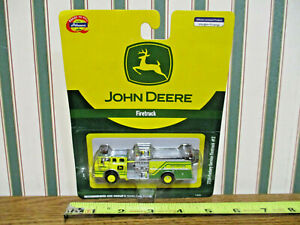 John Deere Firetruck Engine No. 8 By Athearn 1/87th Scale >