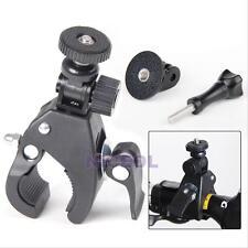 Bicycle Bike Motorcycle Handlebar Mount Holder Clamp For Gopro Hero 5 4 3+ 3 2 1