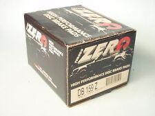 Ferodo Disc Brake Pad Set Pads For Daihatsu Charade G10 XT XTE 1978-1983 #DB159Z