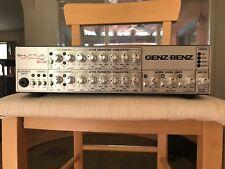 Genz-Benz Shuttle Max 6.0 Bass amplifier FREE SHIPPING!
