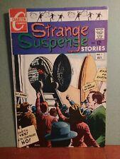 Strange Suspense Stories #1 (1967, Charlton)  5.5   Dick Giordano