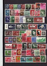 DDR - Sammlung  aus 1950 - 66 - KW 93,-- €    ( 33019 )