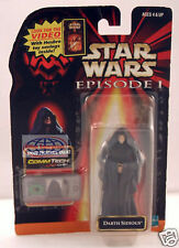 Hasbro Star Wars: Episode 1 - Darth Sidious Action Figure