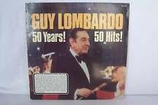 Guy Lombardo - 50 Years! 50 Hits! Vinyl LP Record Album SMI 1-16