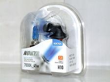 Nokya 7000k 45w Arctic White H10 Halogen Fog Light Bulbs B