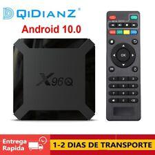 X96Q TV Box Android 10.0 Allwinner H313 Quad Core 4K 2.4G Wifi Smart Box CAJA
