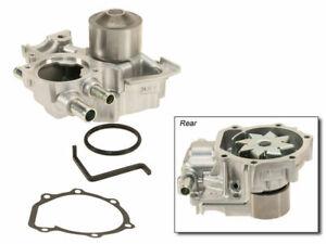 For 2013-2019 Subaru WRX STI Water Pump 74937JT 2014 2015 2016 2017 2018