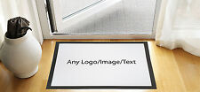 "24 X 16 "" LOGO IMAGE OR TEXT CUSTOM ENTRANCE DOOR MAT NON SLIP ADVERTISING TOOL"